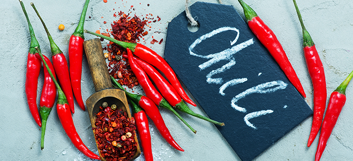 Capsaicin – Phytochemical