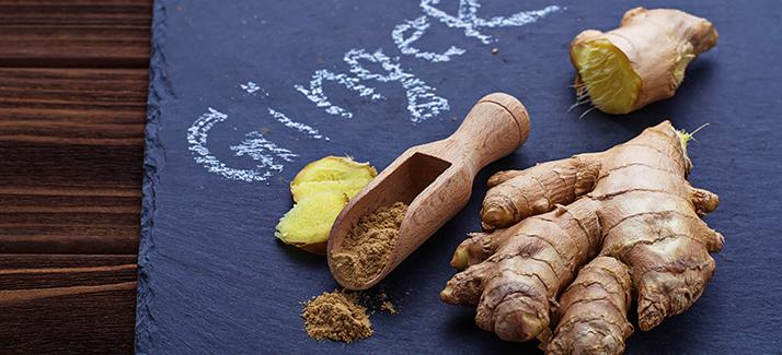 Ginger – Gingerol & Shogaol – Phytochemical