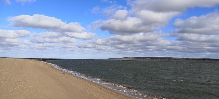 Greysands Beach looking Over to Braunton