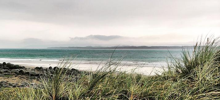 Greysands Beach: Sea and Estuary