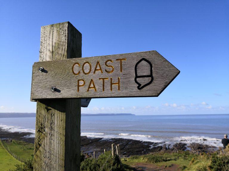 South West Coast Path Westward Ho!