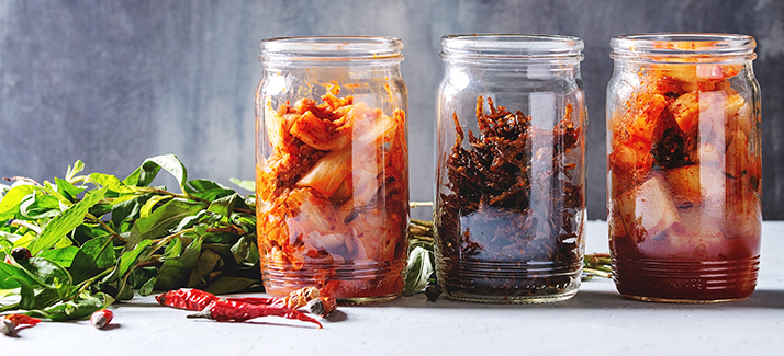 Fermented Food Gut Health