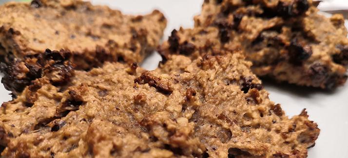Quick Vegan Oat Cookies