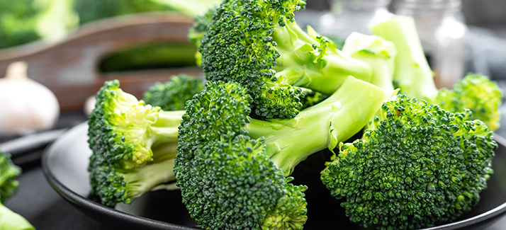 Sulforaphane – Broccoli does amazing things!