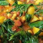 Vegan-Potato-Spinach-Chickpea-Curry