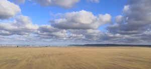 Westward Ho! Beach and Northam Burrows Country Park