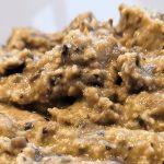 Vegan Smoked Mushroom Pate